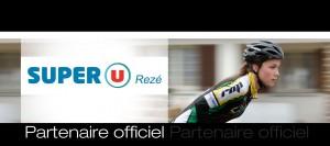 Super U Rezé, partenaire officiel du Rezé Olympique Patinage